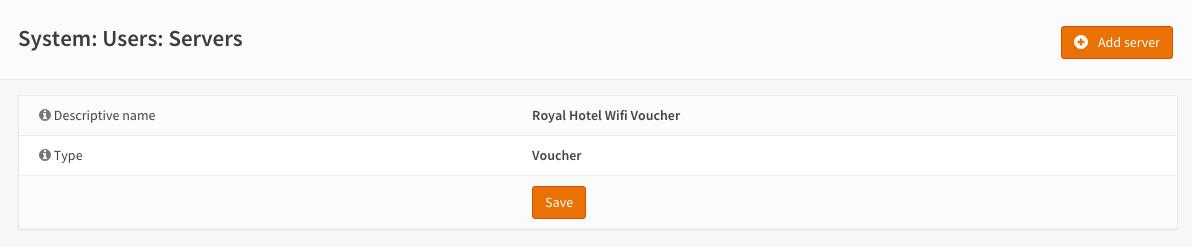 Hotspot-Voucher-Server